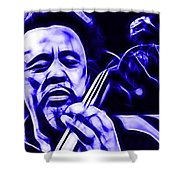 Charles Mingus Collection Shower Curtain