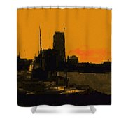Charles River 1967 Shower Curtain