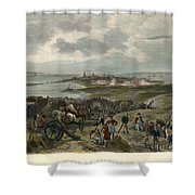 Charleston 1780 Shower Curtain by Granger
