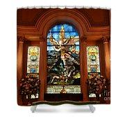 Charleston Church Shower Curtain