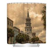 Charleston Light Shower Curtain