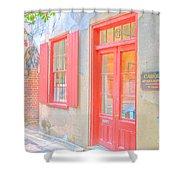 Charleston Sc Catfish Row Shower Curtain