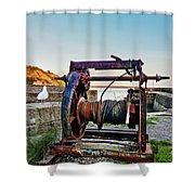 Charlestown Winch Shower Curtain