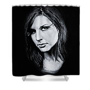 Charlotte Wessels. Shower Curtain
