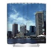Charm City Shower Curtain
