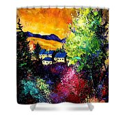 Charnoy Shower Curtain