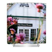 Chase House Shower Curtain