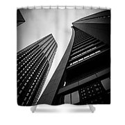 Chase Tower Shower Curtain