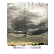 Chasing Nebraska Stormscapes 044 Shower Curtain