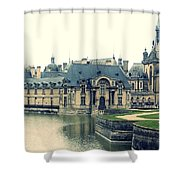 Chateau Chantilly Shower Curtain
