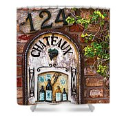 Chateaux Finerty Shower Curtain