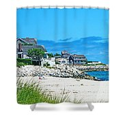 Chatham Cape Cod Shower Curtain