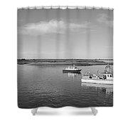 Chatham Harbor Shower Curtain