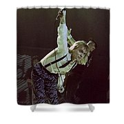 Cheap Trick 3 Shower Curtain