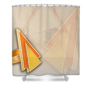 Checkout Fashion Rings Online For Women Shower Curtain