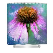 Cheerful. Shower Curtain