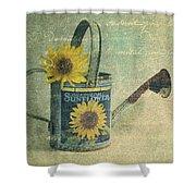 Cheerfulness Shower Curtain