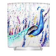 Cheery Shower Curtain