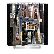 Cheese Shop Shower Curtain