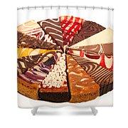 Cheesecake Shower Curtain