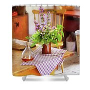 Chef - Every Morning  Shower Curtain
