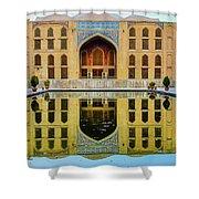 Chelel Sotun Palace Shower Curtain