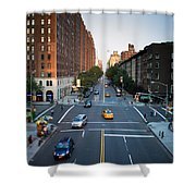Chelsea - Nyc Shower Curtain