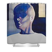 Chemo Therapy Shower Curtain
