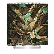 Cherished Boots Shower Curtain