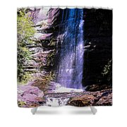 Cherokee Falls Shower Curtain