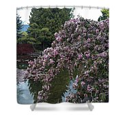 Cherry Blossom Shower Curtain