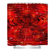 Cherry Coke Shower Curtain