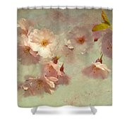 Cherry Love Shower Curtain