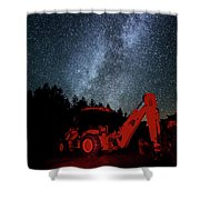 Cherry Springs Renovation Shower Curtain