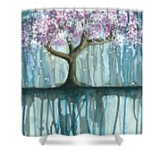 Fruit Tree #2 Shower Curtain