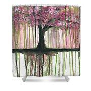 Fruit Tree #3 Shower Curtain