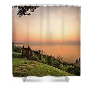 Chesapeake Morning Shower Curtain