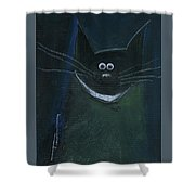 Cheshire Cheese Shower Curtain