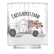 Chesilhurst Farm Shower Curtain