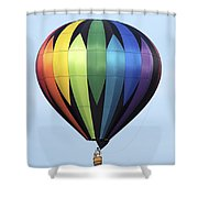 Chester County Balloon Fest 31 Shower Curtain