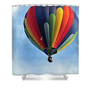 Chester County Balloon Fest 61 Shower Curtain