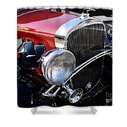 Chevrolet 1932 Deluxe Coupe Shower Curtain