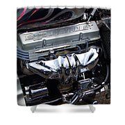 Chevrolet 400 Hp  Shower Curtain
