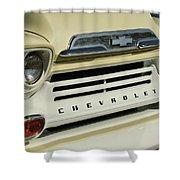 Chevrolet Apache 31 Fleetline Front End Shower Curtain