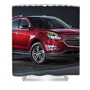 Chevrolet Equinox Ltz 2016 1920x1200 001 Shower Curtain