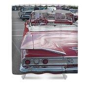 Chevrolet Impala Shower Curtain