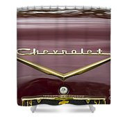 Chevrolet 4 Shower Curtain