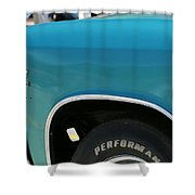 Chevelle Ss  Shower Curtain