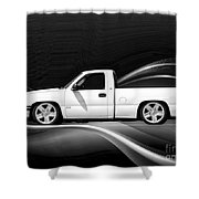 Chevrolet Super Sport Pickup Shower Curtain