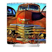 Chevrolet Truck 1 Shower Curtain